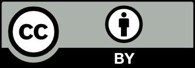 Licenca CC-BY ikona